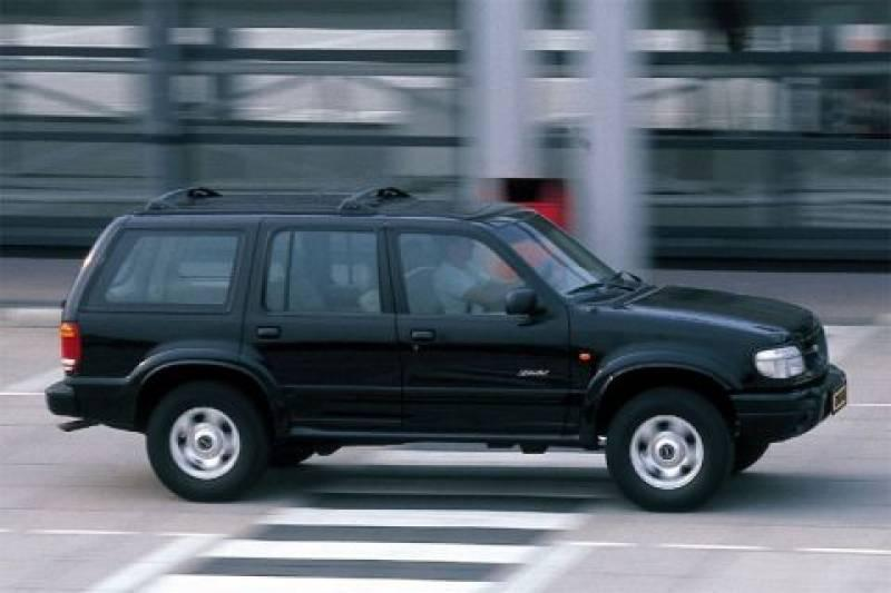 Ford Explorer Limited (2000)