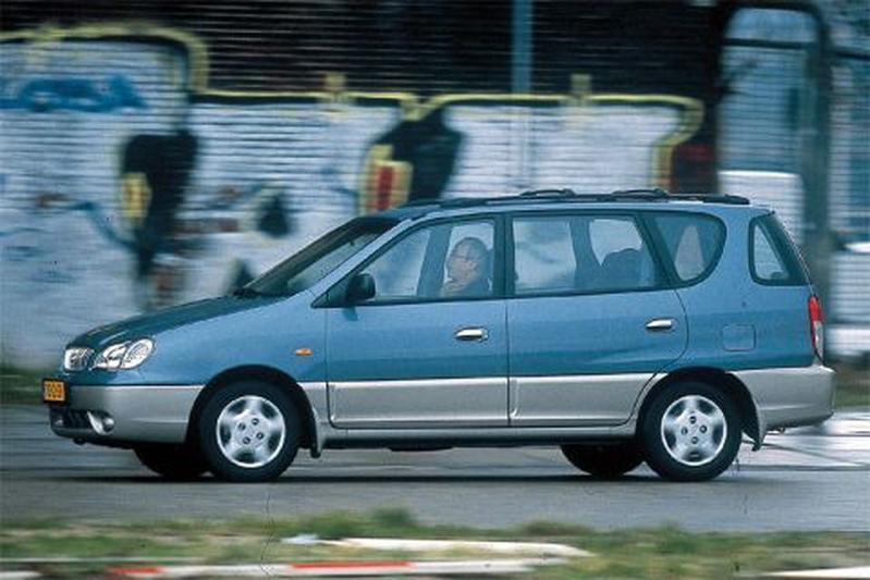 Kia Carens 1.8 LS (2001)
