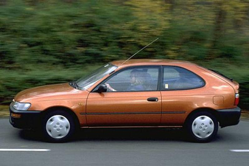 Toyota Corolla 1.6 XLi (1994)
