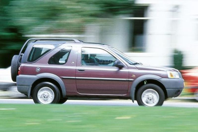 Land Rover Freelander 1.8 XEi (1999)