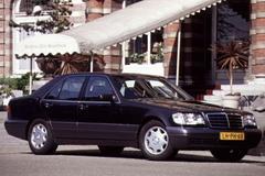 Mercedes-Benz S 350 Turbodiesel