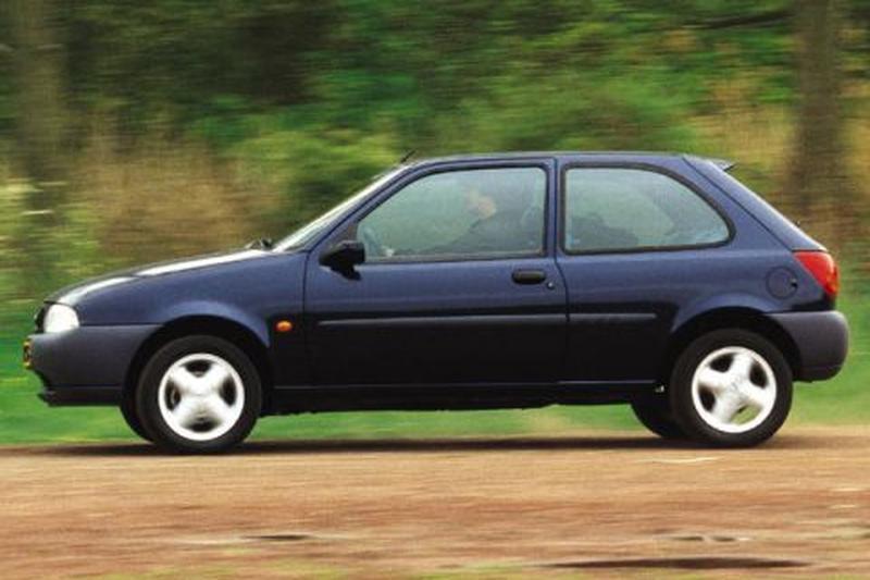 Ford Fiesta 1.3i 16V Techno (1996)