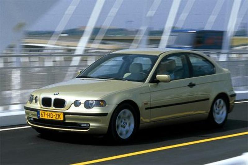 BMW 316ti compact Executive (2001)