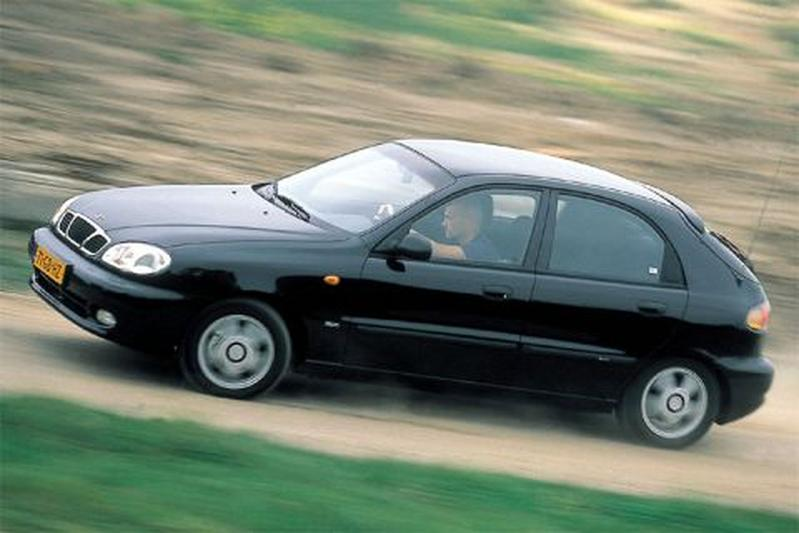 Daewoo Lanos 1.6 SXi (2000)