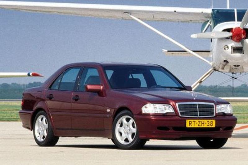 Mercedes-Benz C 240 Sport (1997)