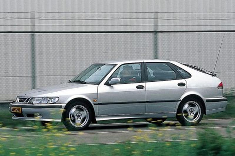 Saab 9-3 SE 2.0 Turbo (2000)
