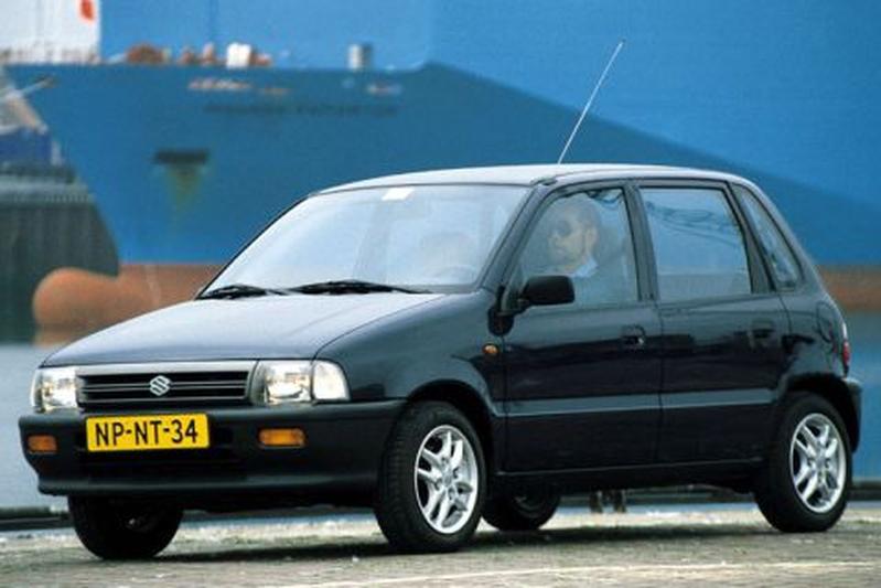 Suzuki Alto 1.0 GL (1997)