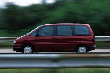 Peugeot 806 STdt 2.1 (1998)