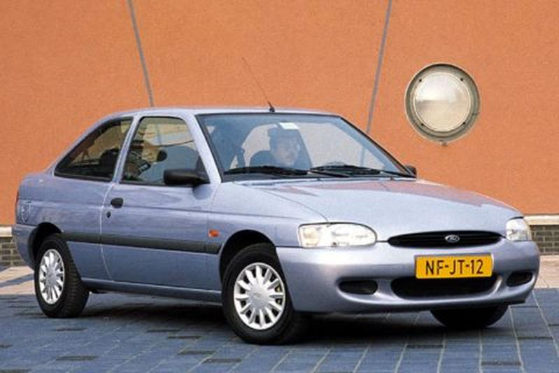 Ford Escort 1.6i Business Edition (1997)