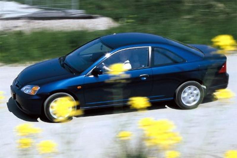 Honda Civic Coupé 1.7i LS (2001)