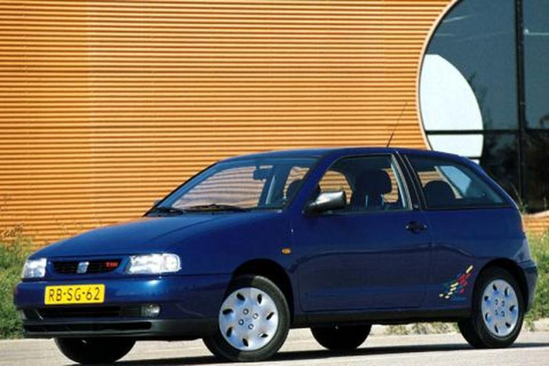 Seat Ibiza 1.9 TDi Slalom (1997)
