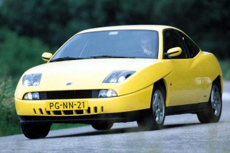 Fiat Coupé 1.8 16v (1996)