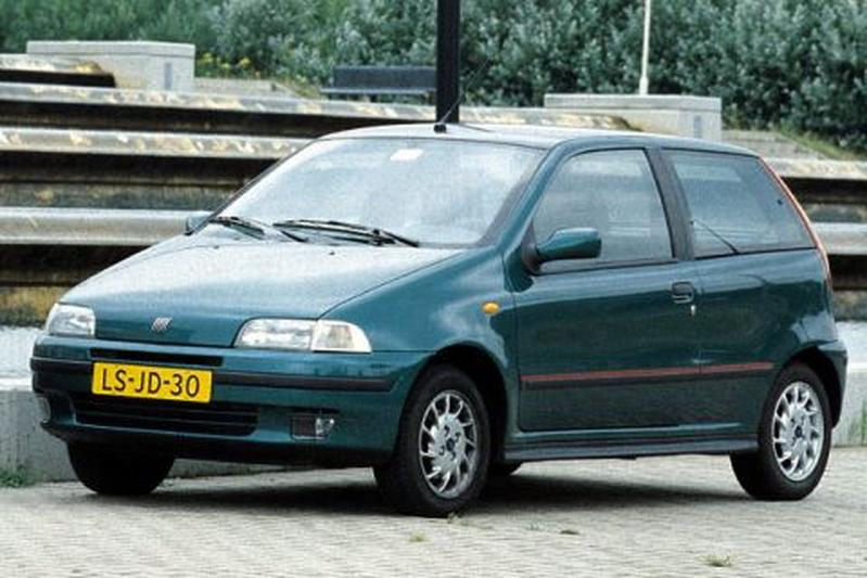 Fiat Punto 90 Sporting (1996)