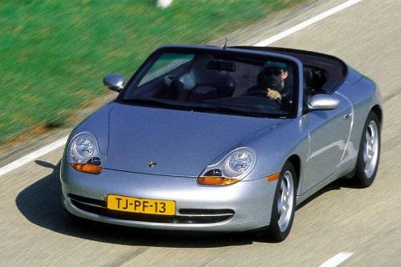 Porsche 911 Cabriolet (1998)