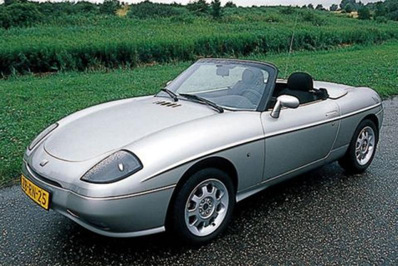 Fiat Barchetta (1998)