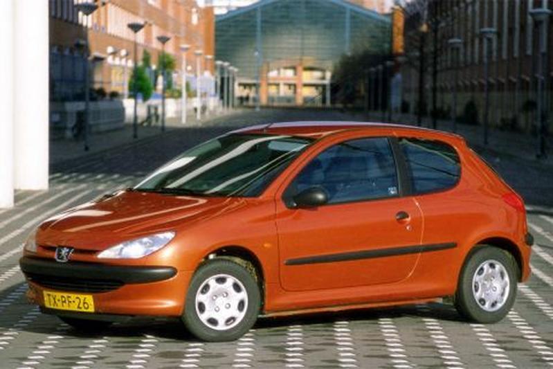 Peugeot 206 XR 1.1 (1999)