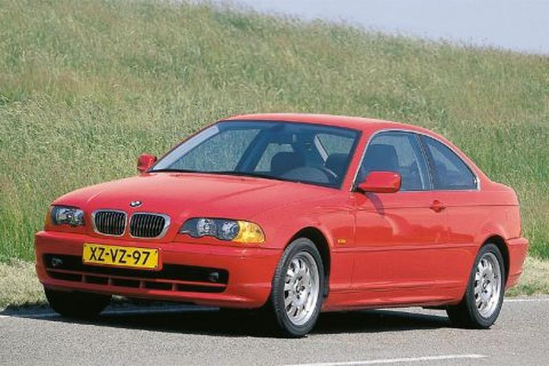 BMW 323Ci (1999)