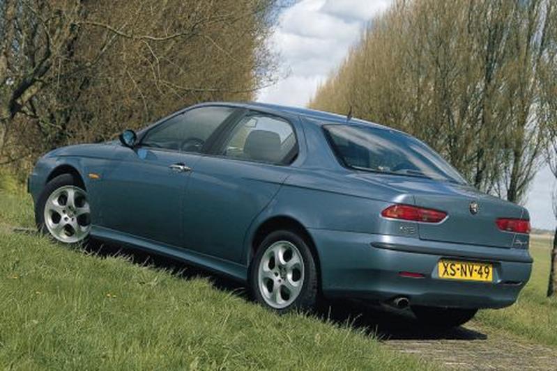 Alfa Romeo 156 2.0 T.Spark 16V Selespeed (1999)