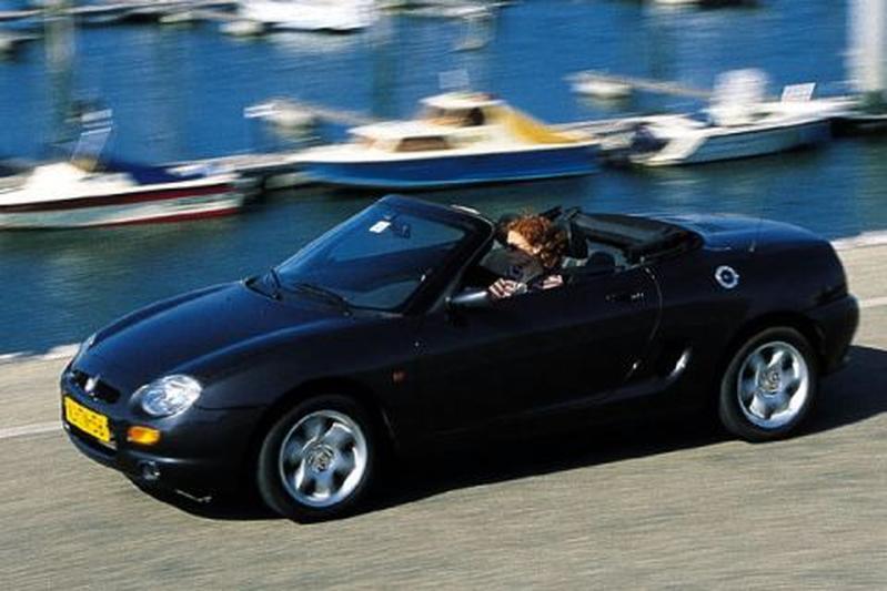 MG F 1.8i (1996)