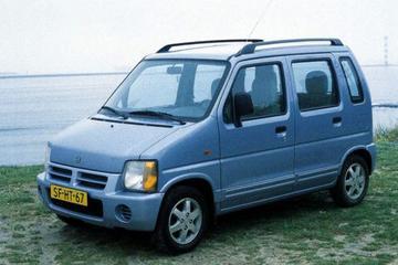 Suzuki Wagon R+ 1.0 GL (1997)