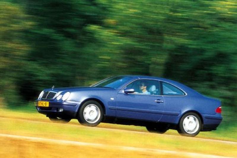 Mercedes-Benz CLK 230 Kompressor (1998)