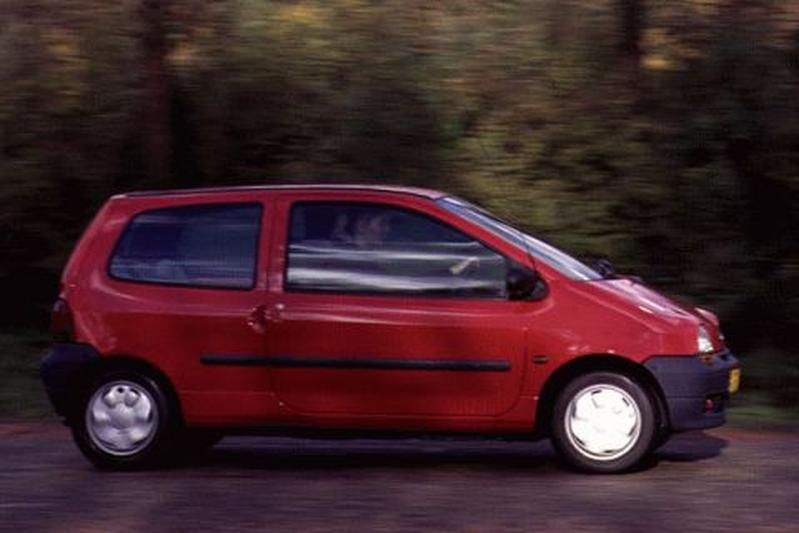 renault twingo easy 1995 autotests. Black Bedroom Furniture Sets. Home Design Ideas