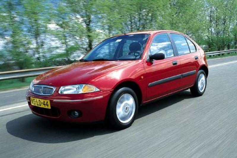 Rover 214 Si (1997)