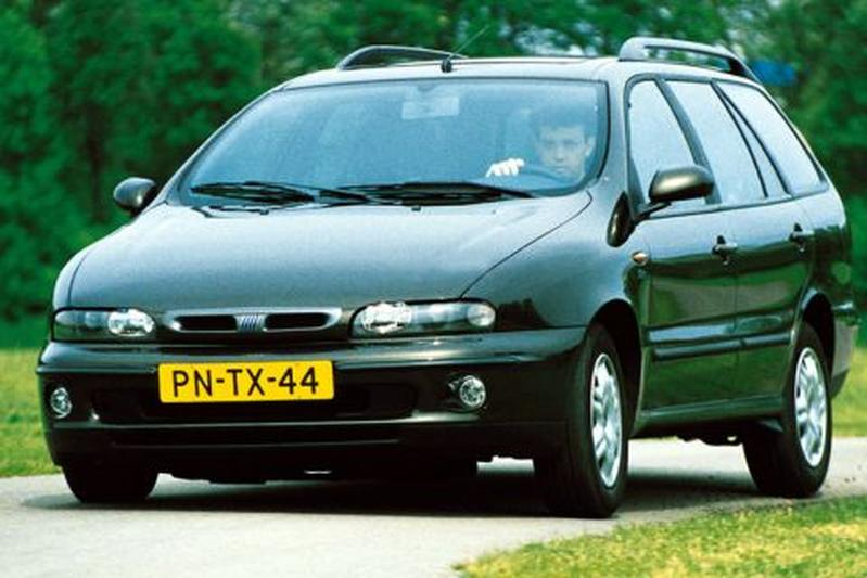 Fiat Marea 1.8 16V ELX (1997)