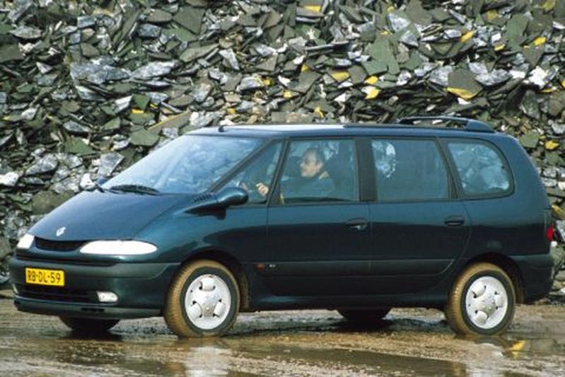 Renault Espace RXE 2.0 (1998)
