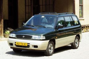 Mazda MPV 2.5 TD GLX (1997)