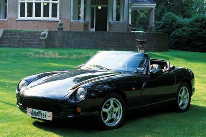 TVR Chimaera 400 (1997)