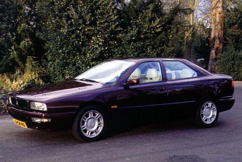 Maserati Quattroporte (1995)