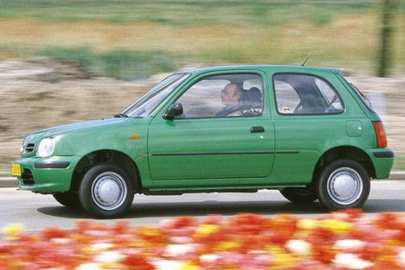 Nissan Micra 1.0 GL (1999)