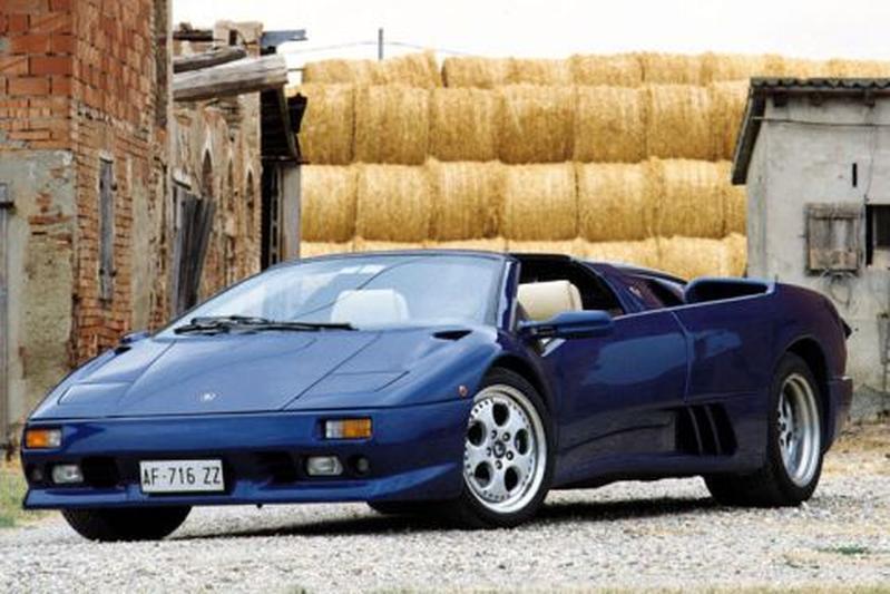 Lamborghini Diablo Roadster (1997)