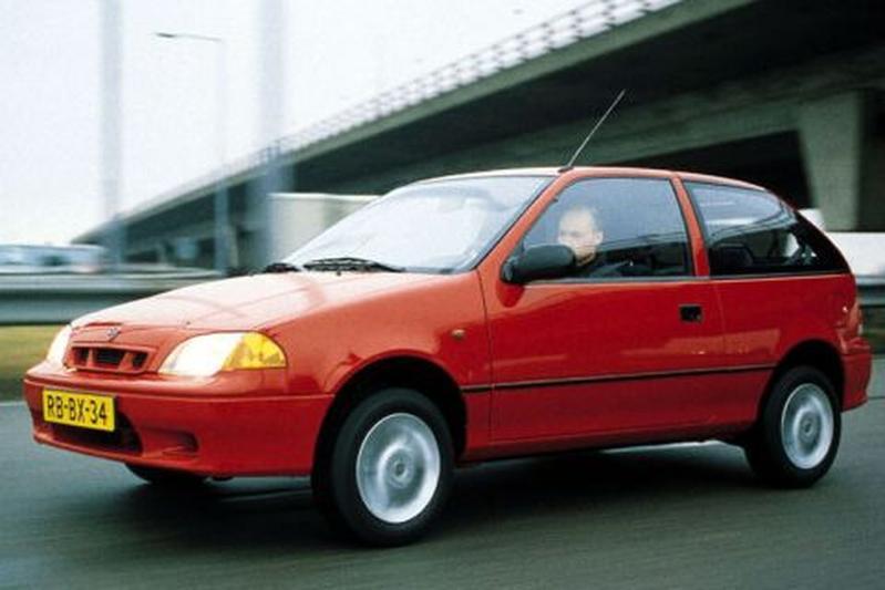 Suzuki Swift 1.0 GLS (1998)