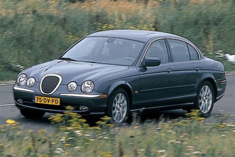 Jaguar S-type 3.0 V6 Executive (1999)