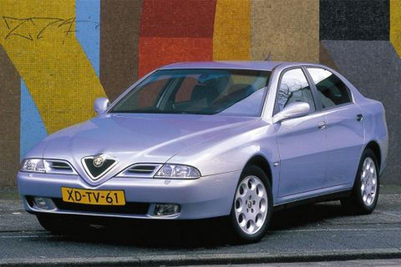 Alfa Romeo 166 2.4 JTD (1999)