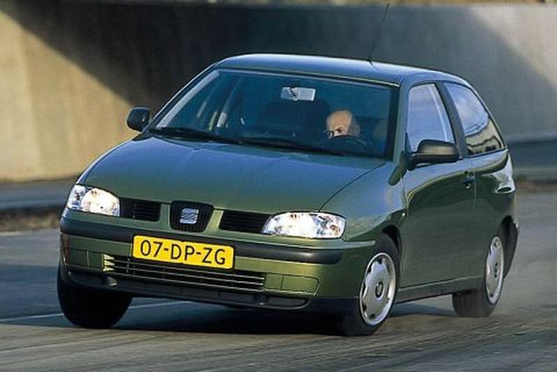 Seat Ibiza 1.6 Stella+ (2000)