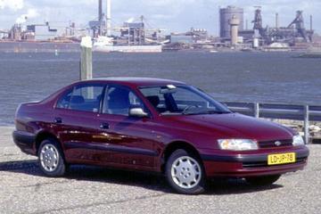 Toyota Carina E 1.8 GLi (1995)