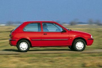 Mazda 121 1.25i GLX (1998)