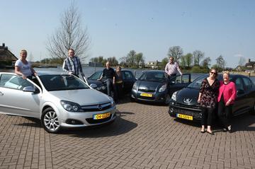 Opel Astra GTC-Volkswagen Golf-Toyota Yaris-Peugeot 207
