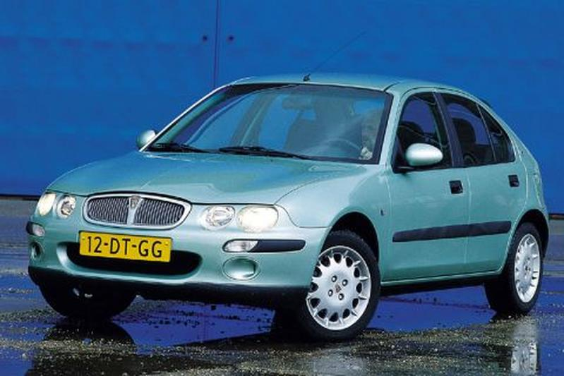 Rover 25 1.6 Club (2000)