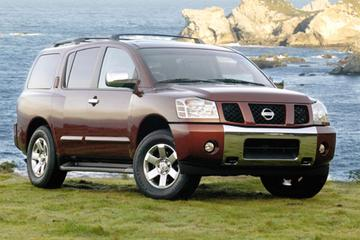 Nissan Armada, Nissan Cube