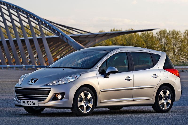 Peugeot 207 SW Blue Lease Executive 1.4 VTi (2011)