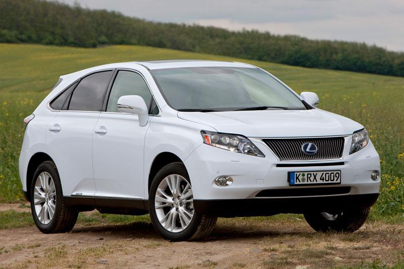 Lexus RX 450h Luxury (2010)