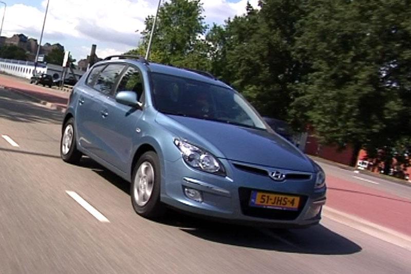 Rij-impressie Hyundai i30 CW 1.4i CVVT Blue