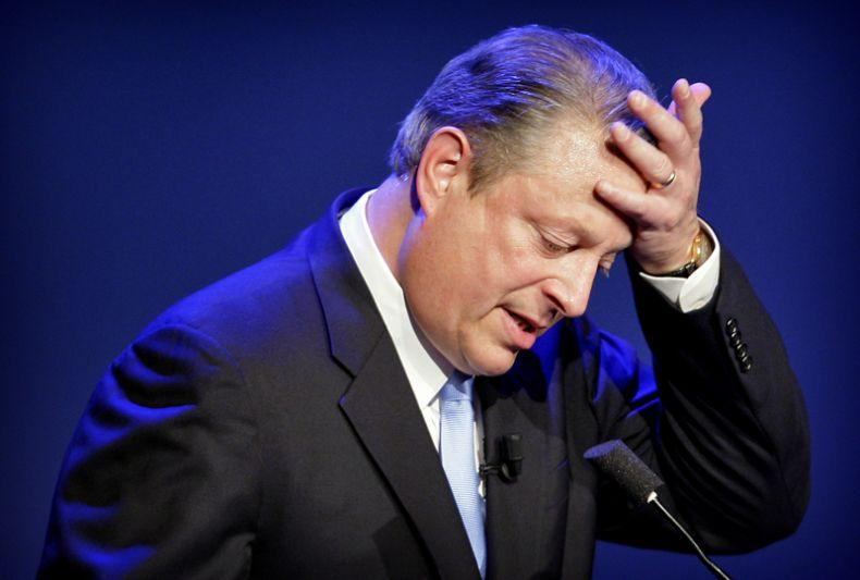 Zou Al Gore het zo bedoeld hebben?
