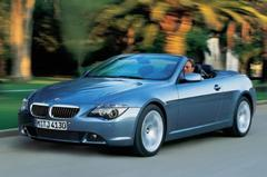 Onthuld: BMW 6-serie Cabrio