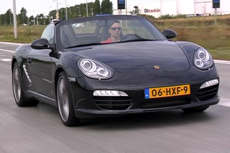 Rij-impressie Porsche Boxster S