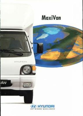 Hyundai Maxivan